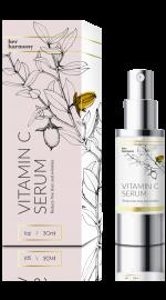 Her Harmony Vitamin C Serum 20% Complex W/ Hyaluronic Acid & Vitamin E 30mL